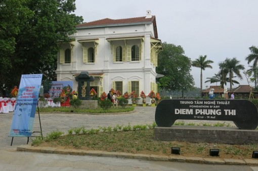 Diem Phung Thi Arts Center reopens to visitors
