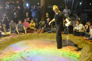 """Crater No. 6899"" performed at Hue Festival 2018"