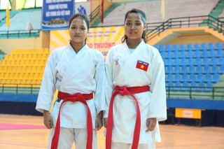 Hue Karatedo athlete wins Bronze at Asian Youth Championships