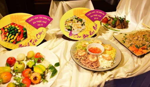 """Building up """"Hue – The capital of Vietnamese cuisine"""" brand name"""