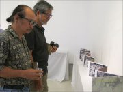 Book art exhibition introduces creative works