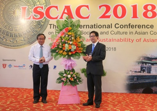 More than 120 reports presented at LSCAC 2018
