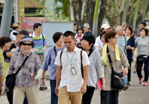Nearly 2 million tourists to Hue in the first five months
