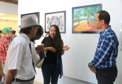 36 authors participating in contemporary art exhibition