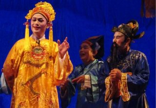 Digitalization of Hue Theatrical Drama
