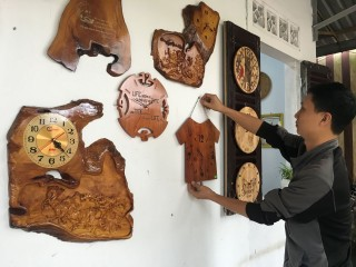 Thua Thien Hue Province: Market Expansion for Specialty and Souvenir Products