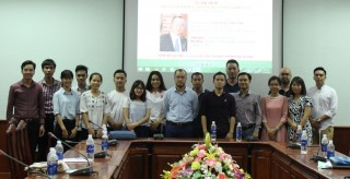 Workshop on Startup for Hue University Students