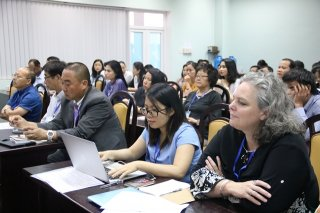 Promoting the development of social work job in Asia-Pacific region