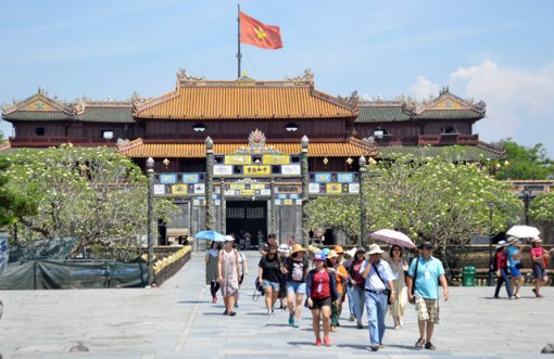 International visitors to Hue increase by nearly 66% in the first six months