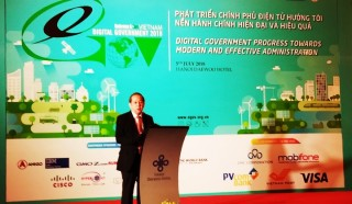 Thua Thien Hue takes the lead in the development of provincial level e-government