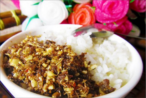 Lemongrass Pork Salt – the deep memories