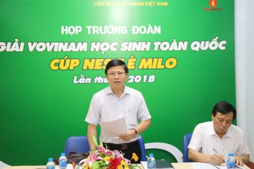 National Students Vovinam Championships - Nestlé Milo Cup will take place in Hue