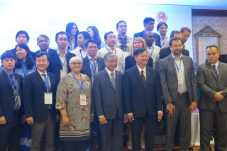Hue city hosts an international workshop on popular occupations and impacts of the digital era