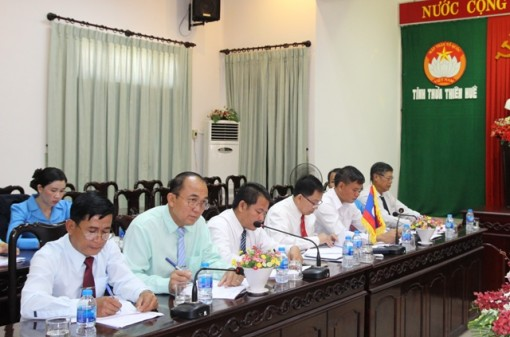 Continuing to promote Vietnam – Laos relation