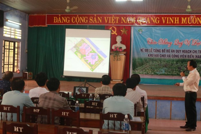 Thua Thien Hue to have Leisure Center and Marine Park in Vinh Thanh Commune