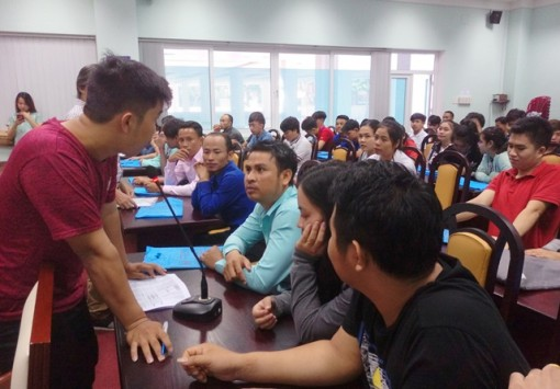 Hue University receives Laos students in the academic year 2018 - 2019