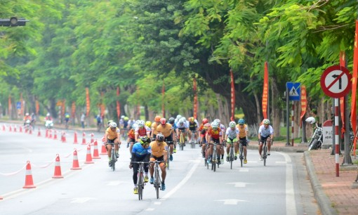 Nearly 400 athletes competing at Thua Thien Hue International Cycling Open 2018