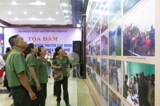 Exhibition of 500 photos on achievements of localities