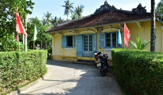 Three more typical Hue garden houses supported for restoration in 2018