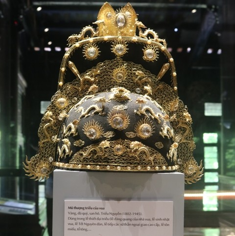 Admiring Dragons and Phoenixes on the Treasures of the Nguyen Dynasty