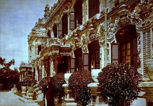 Kien Trung Palace: To be rehabilitated soon...