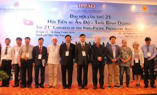 IPPA conference for Indo – Pacific archaeology in Hue