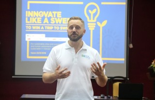 "Launching the contest: ""Innovate like Swede"""