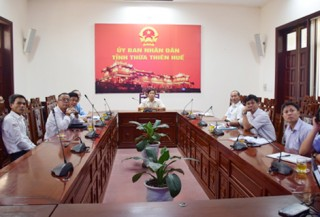 Australian and Thai investors seek investment opportunities in Thua Thien Hue province