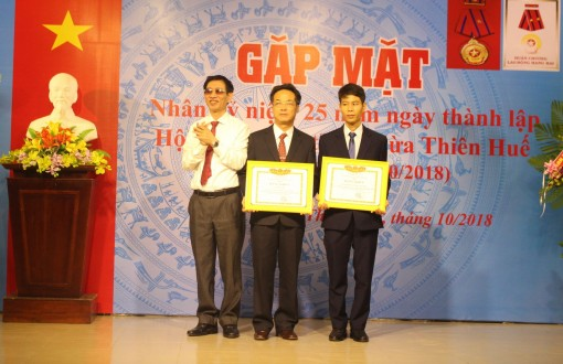 Thua Thien Hue Blind Association helps the blind in escaping poverty sustainably