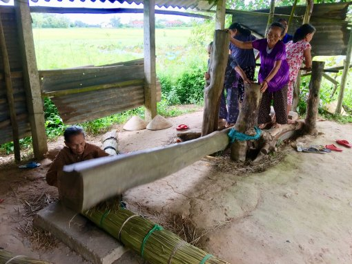 Preserving traditional craft villages in Hue