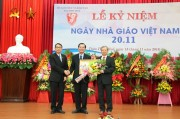 Many educators of Hue University awarded