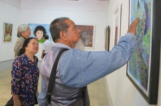 Exhibition opened to celebrate Vietnam Teachers' Day
