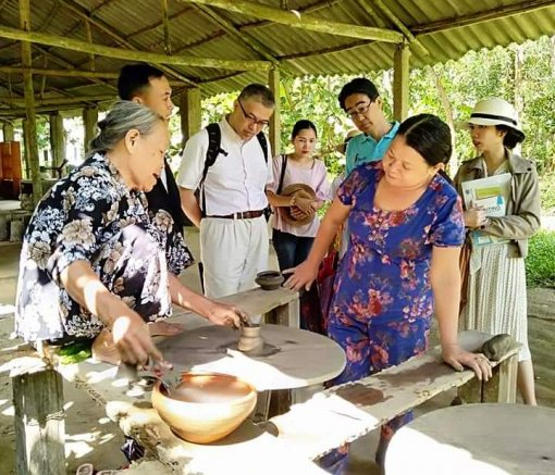Phuoc Tich ancient village being invested more than 2 billion VND