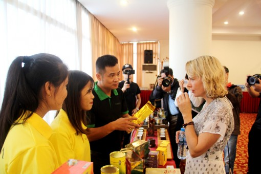 Developing agriculture in association with cultural and culinary tourism