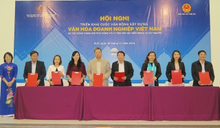 "Campaign ""Building Vietnamese business culture"" deployed"