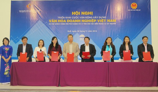 """Campaign """"Building Vietnamese business culture"""" deployed"""