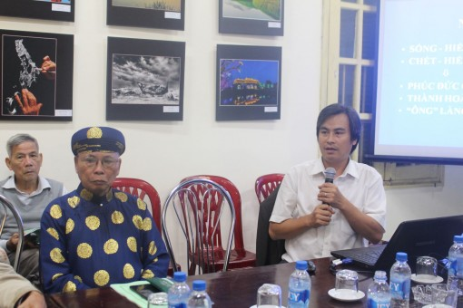 Seminar on the cultural heritages of Nguyet Bieu and Huong Can villages