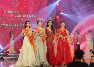 A student of Hue University becomes Vietnam Miss University 2018