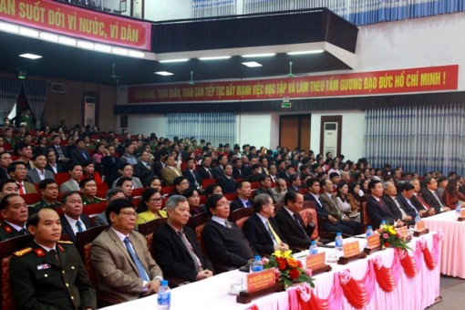 Thua Thien Hue province celebrates the 110th birth anniversary of Comrade Nguyen Chi Dieu