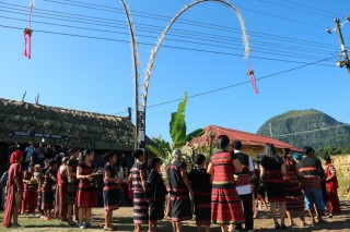 A Luoi district's unique Aza Koonh festival
