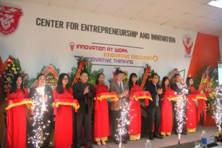 Entrepreneurship and Innovation Ecosystem of Hue University launched