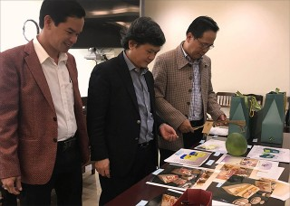 Hue city completes its souvenir gift collection