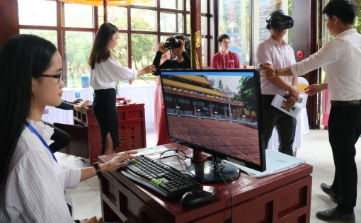 """Virtual reality park """"Finding the lost Imperial Palace"""" to resume after December 31"""