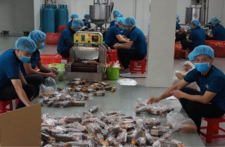 Cô Ri seafood paste and the export dream