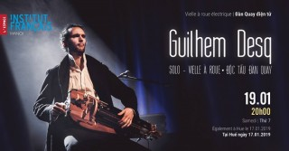 French musician Guilhem Desq to perform Hurdy-gurdy solo in Hue