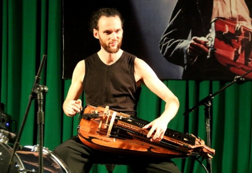 """Hurdy-gurdy solo performance """"mesmerizes"""" Hue audience"""