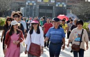 Increase of visitors to Hue monuments sets record
