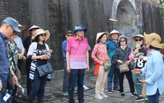 Hue heritage site welcomes 92 thousand visitors in 3 days of Tet