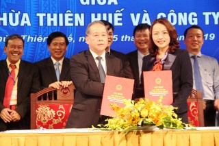 Hue to become a strategic partner with many large enterprises