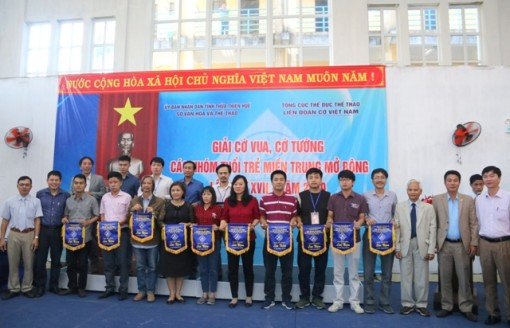 Hue chess team aims to defend its first position in first tournament of the year